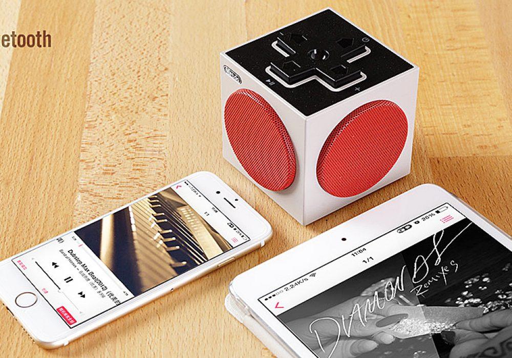 8Bitdo Retro Nes Cube Speaker Play Sounds Via Bluetooth
