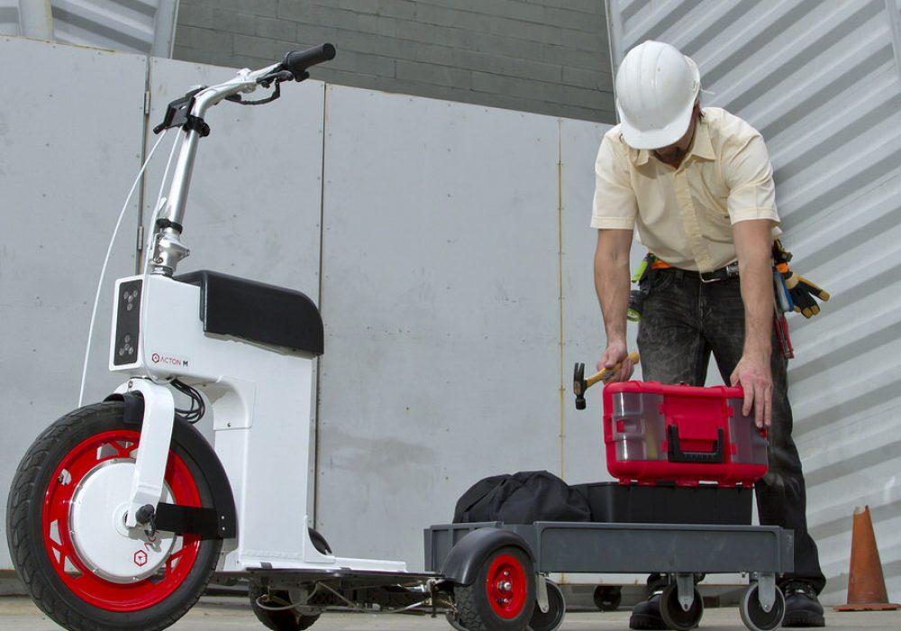 Acton M Scooter Urban ATV