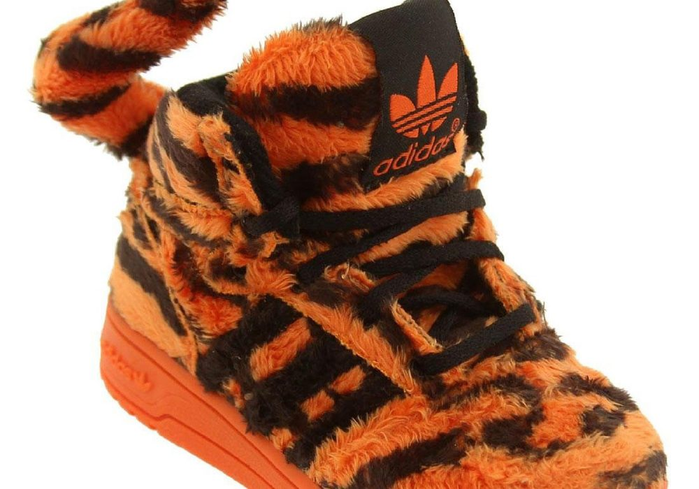 Adidas Jeremy Scott Tiger Cool Toddler Shoes to Buy