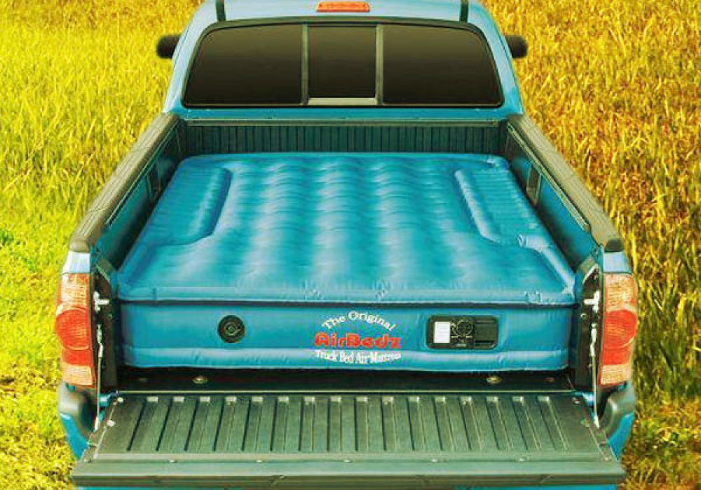AirBedz Original Truck Bed Air Mattress Camping Gear