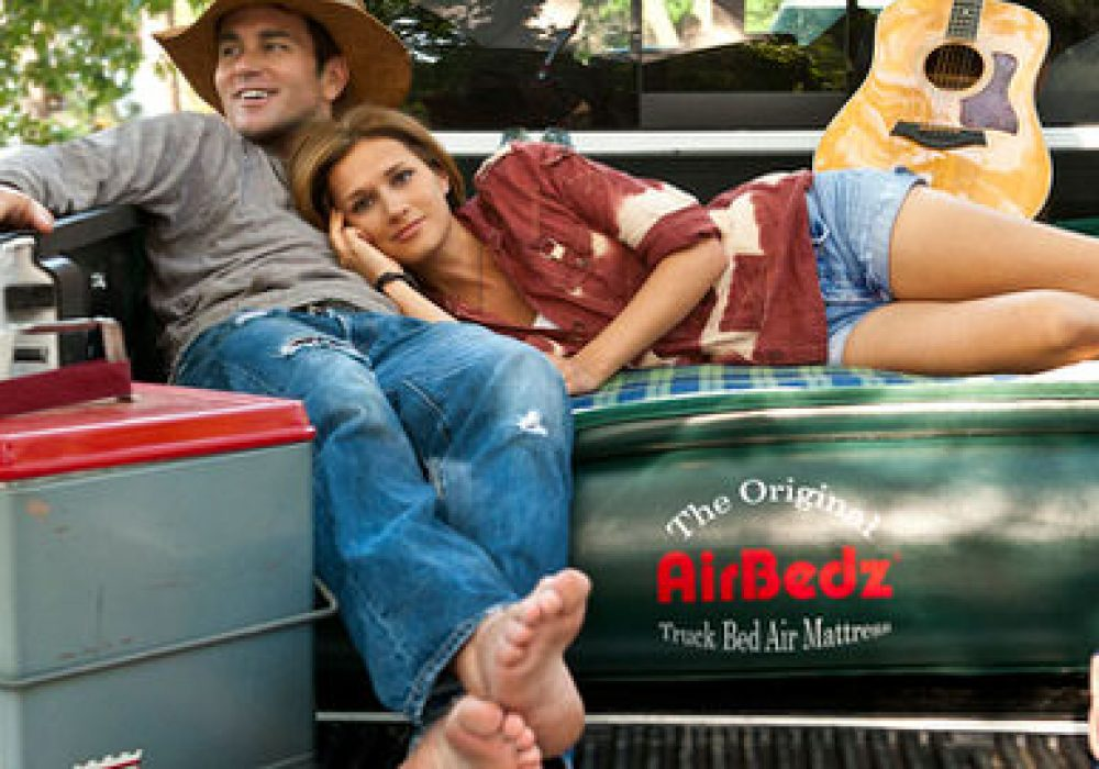 AirBedz Original Truck Bed Air Mattress Outdoor Gear