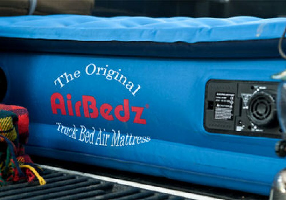 AirBedz Original Truck Bed Air Mattress Self Infaltable