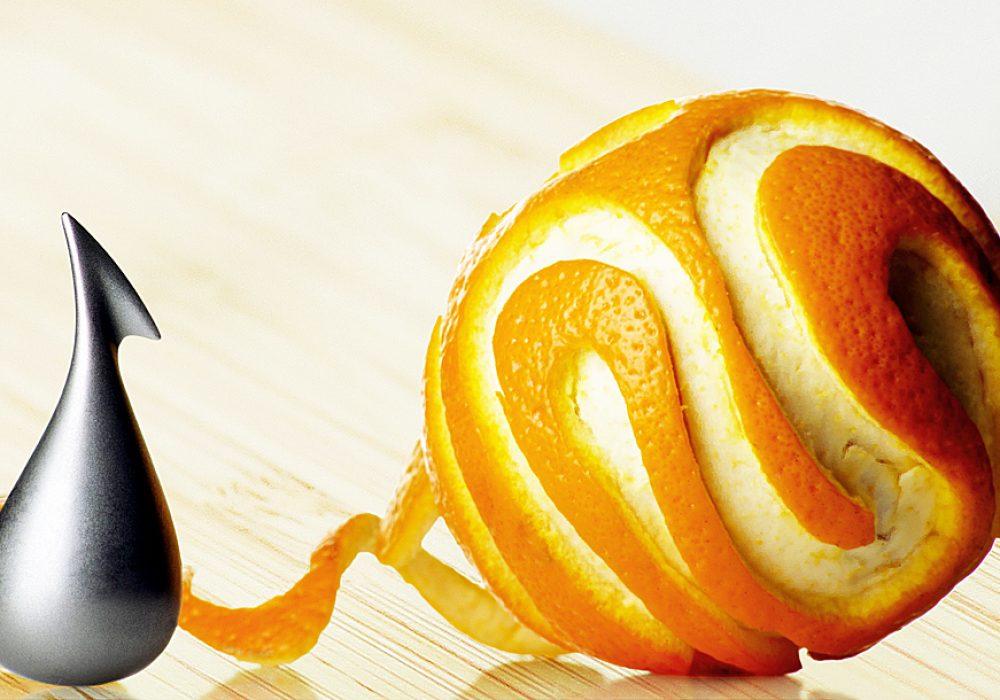 Alessi Apostrophe Orange Peeler Gift Idea For Her