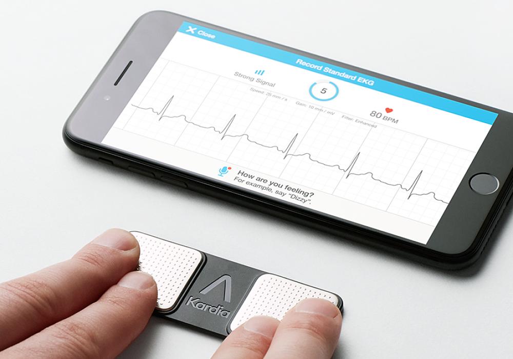AliveCor Kardia Mobile ECG Heart Health