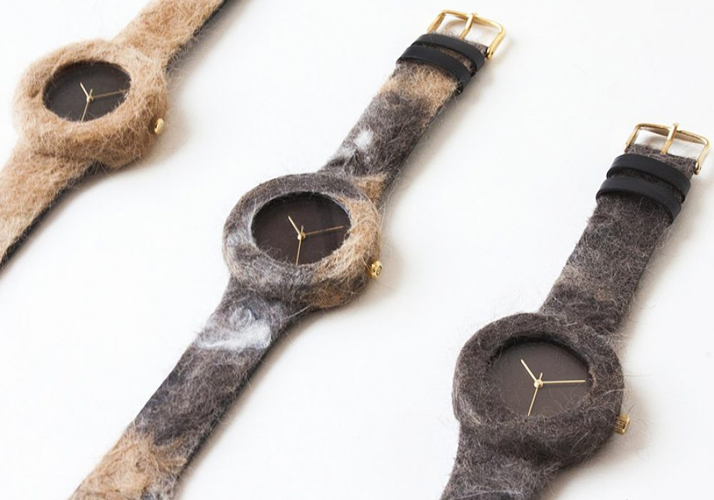 Analog Watch Co Animal Fur Watch Accessories