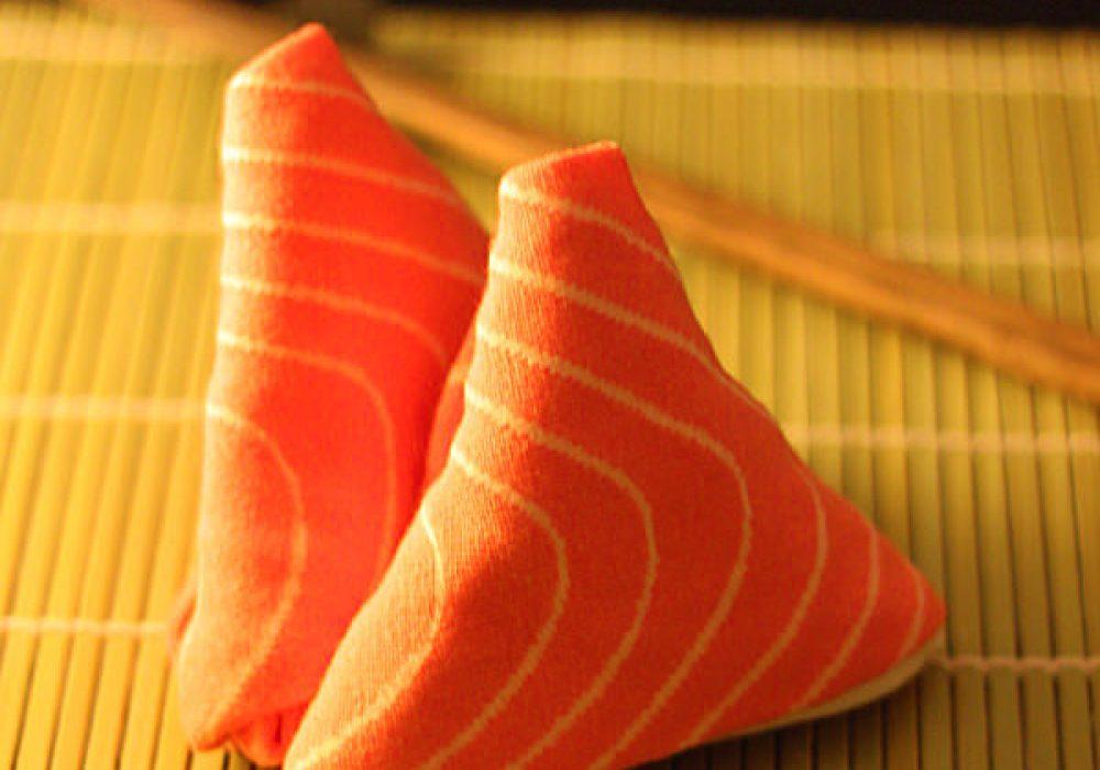 Artisan Socks Sushi Socks Fun Fashion