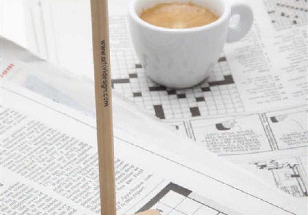 Artori Design Pencil Broom Cool Novelty Item to Buy