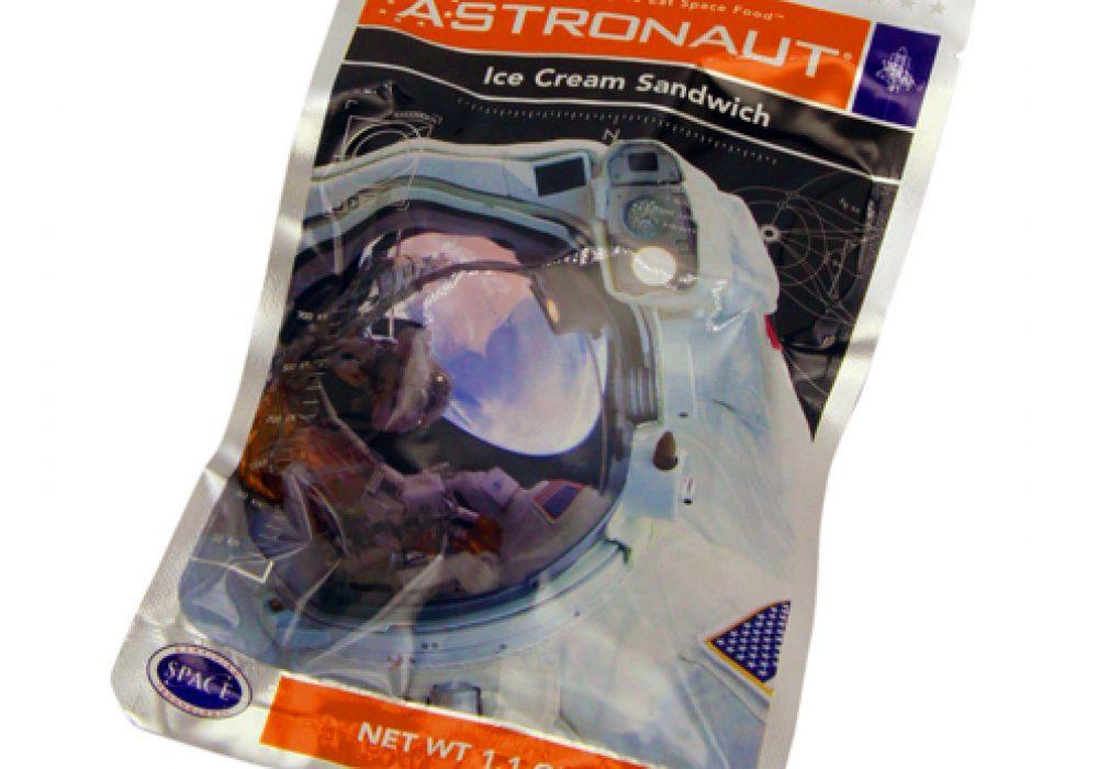 Astronaut Ice Cream Sandwich Cool Gift Idea