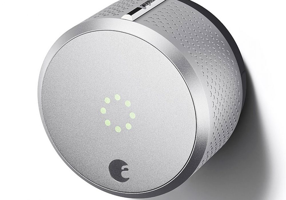 August Smart Lock HomeKit Cool Electronic Device