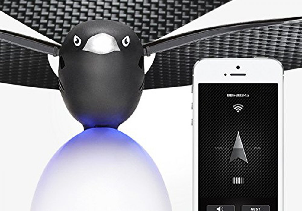 Avitron Remote Control Bionic Flying Bird Version 2 Awesome Novelty Item
