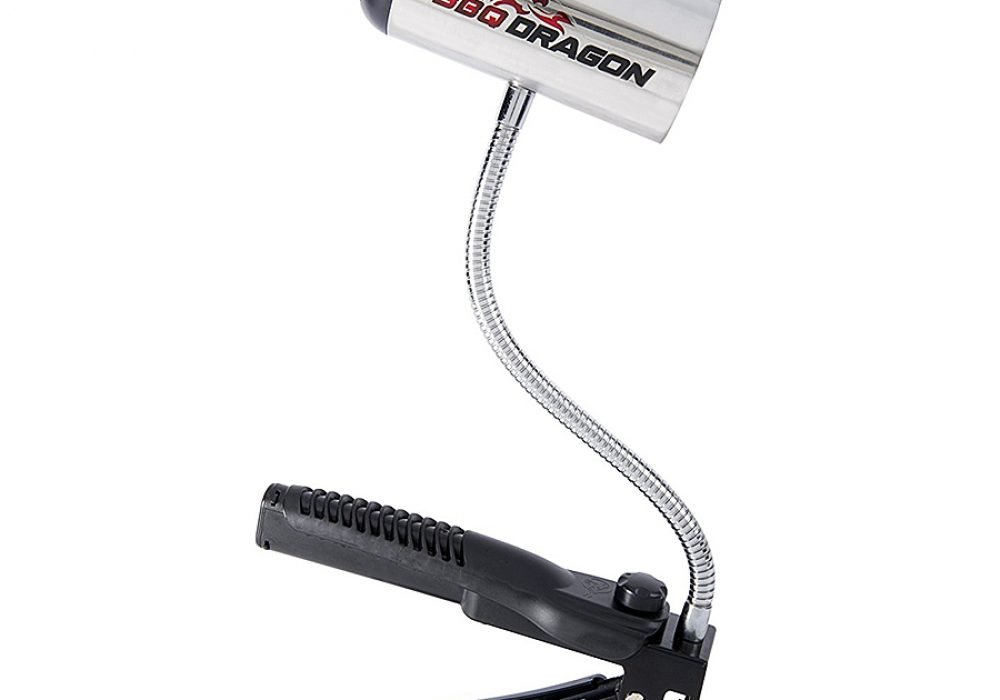 BBQ Dragon Fire Supercharger Smoker Tools