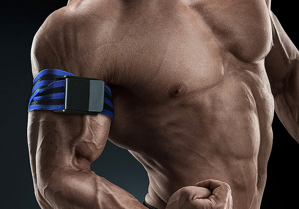 BFR Bands Occlusion Training Bands Weight Lifting