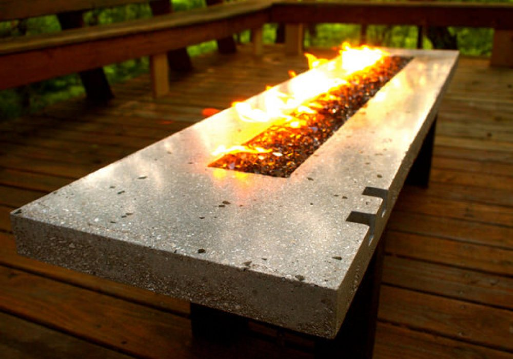 BSquared Inc Fire Pit Fire Table Cool Outdoor Furniture
