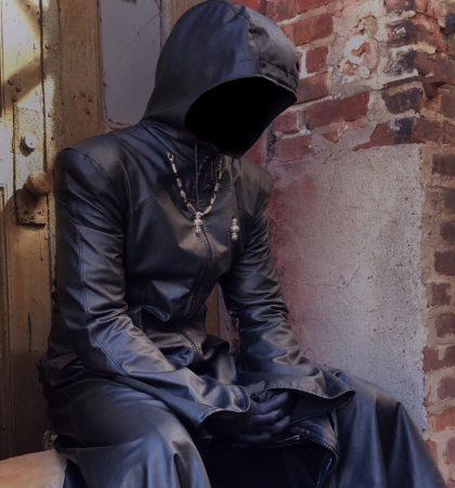 Men Hoodies Organization 13 Inspired Black Coat Kingdom Hearts 3