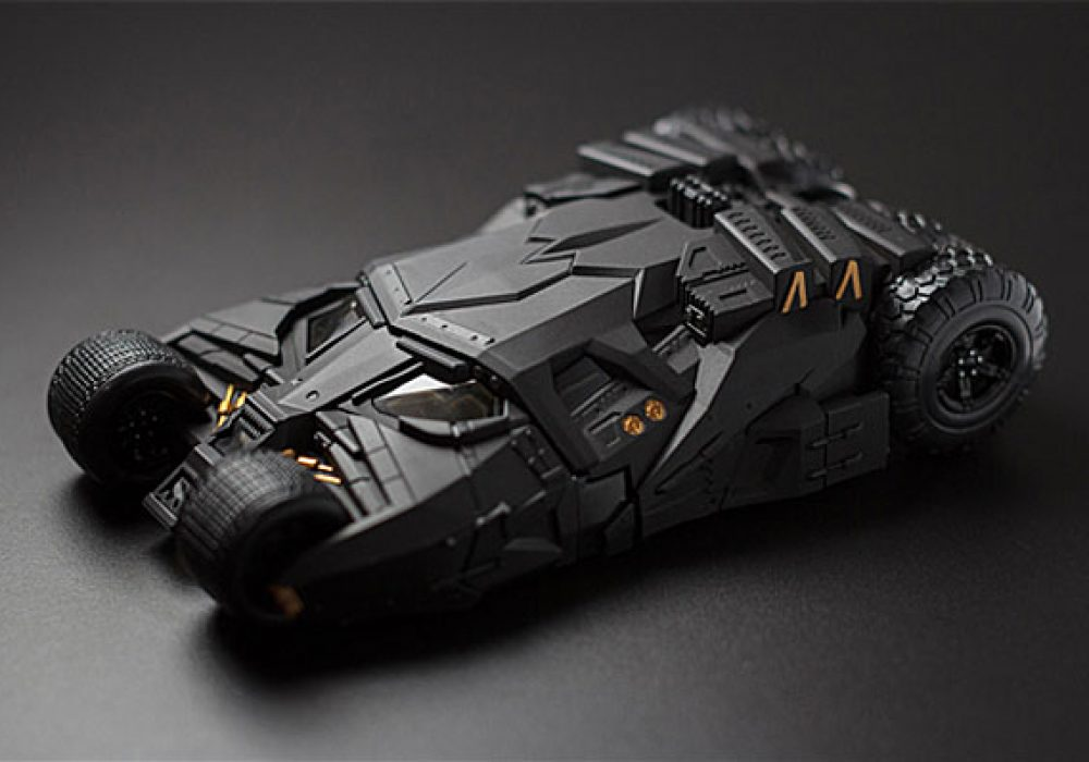 Bandai Crazy Case Batmobile Tumbler Buy Cool Gift Idea for Him