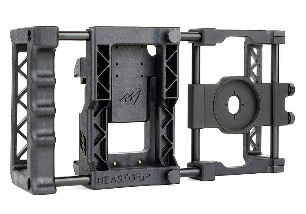 Beastgrip Universal Lens Adapter & Rig System for Smartphones Ergonomic Handle