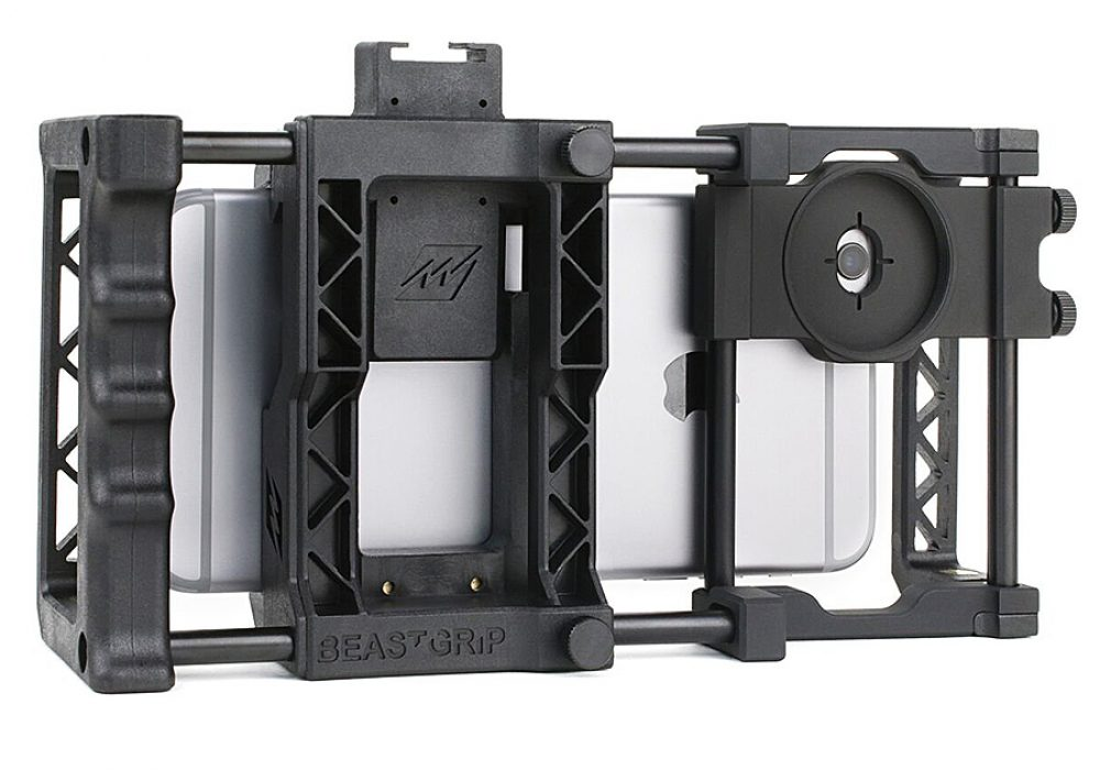 Beastgrip Universal Lens Adapter & Rig System for Smartphones Standard 37mm Threaded Mounts