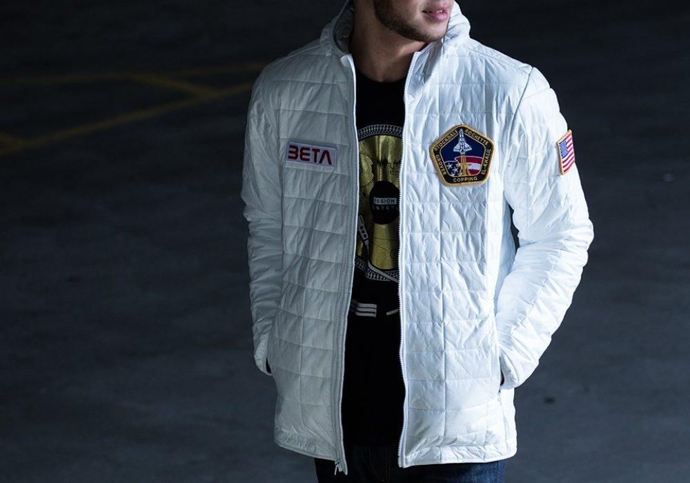 Betabrand Space Jacket Astronaut Fashion Trend