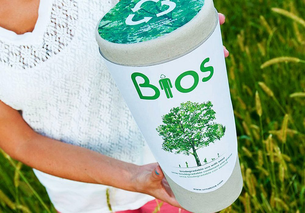 Bios Memorial Pet Loss Urn Animal Urns