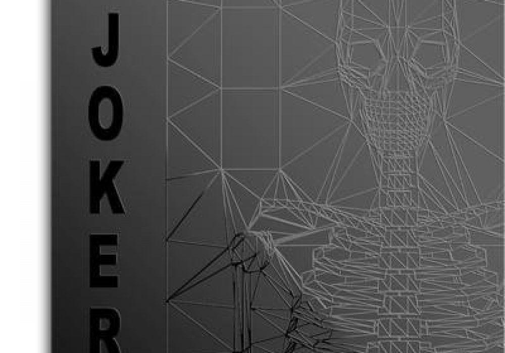 Black Playing Cards Joker