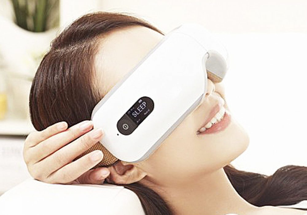 Breo iSee4 Digital Eye Massager Gift Idea For Workaholic