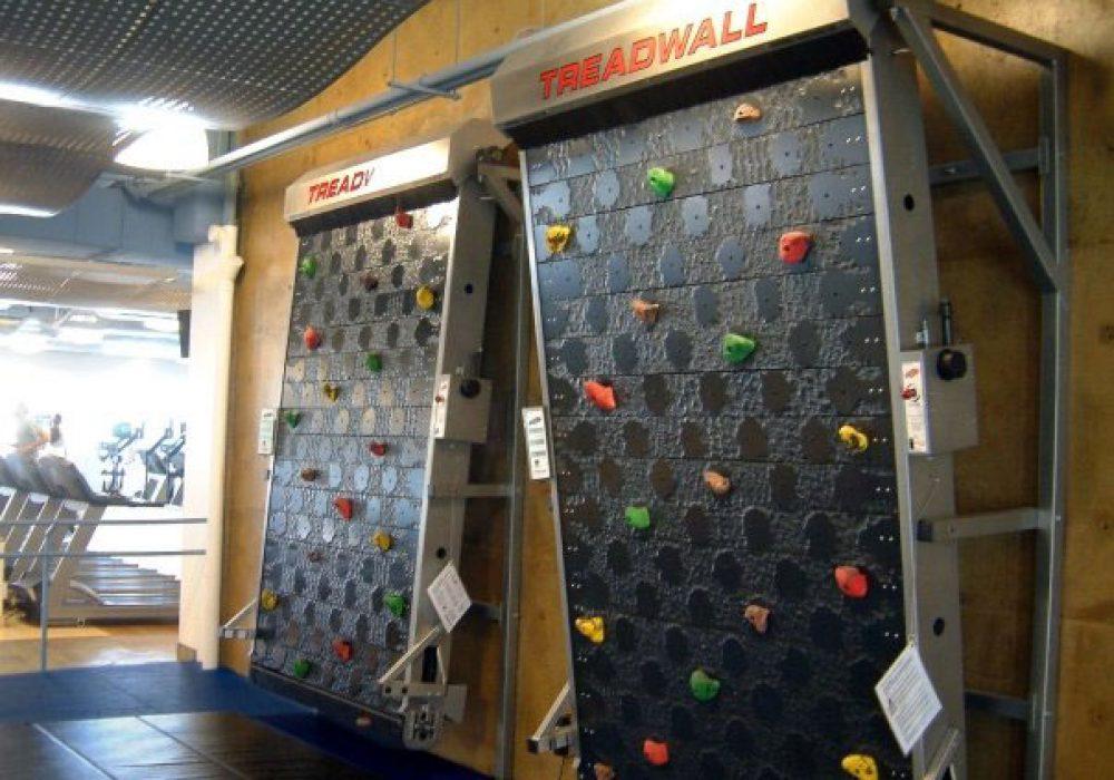 Brewers Ledge Treadwall M6 Wall Install