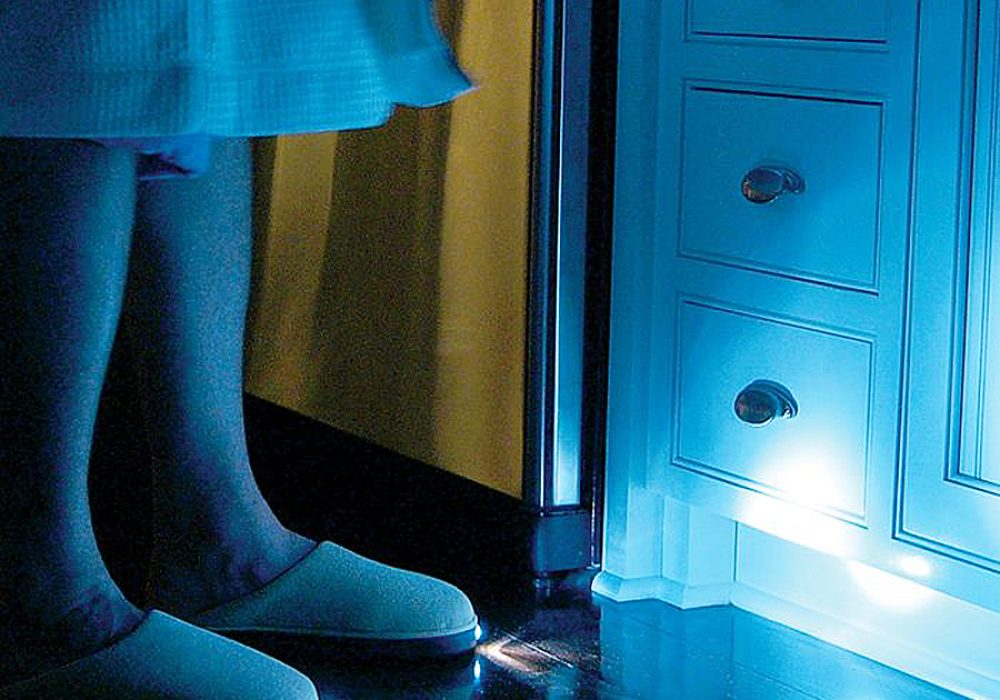 Bright Feet Lighted Slippers Awesome Gift Idea