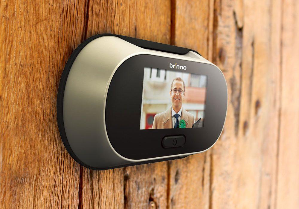 Brinno Digital PeepHole Viewer Buy Cool Home Security