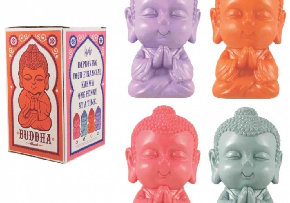 Buddha Money Bank Promo