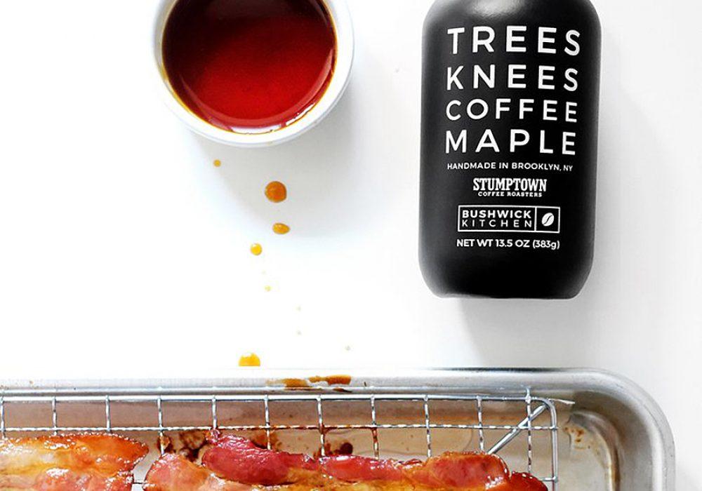 Bushwick Kitchen Trees Knees Coffee Maple Seasoning