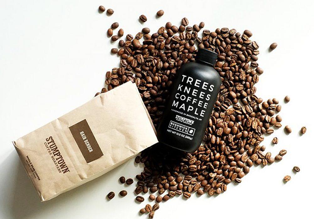 Bushwick Kitchen Trees Knees Coffee Maple Stumptown Coffee Roasters