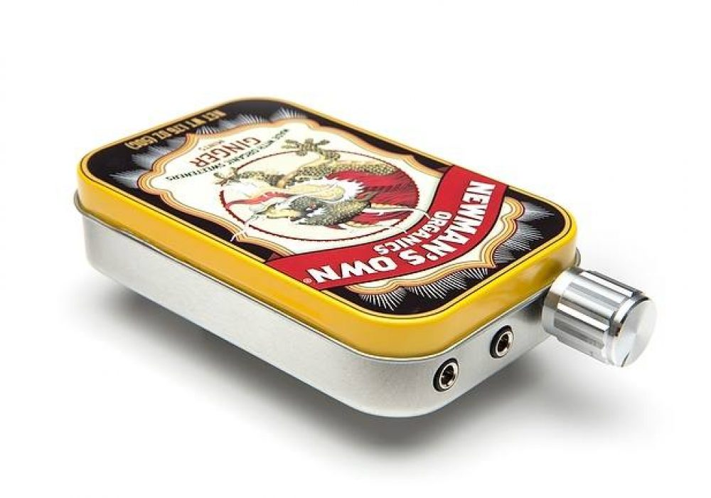 CMOY Headphone Amplifier Kit Newmans Own Ginger Tin Can