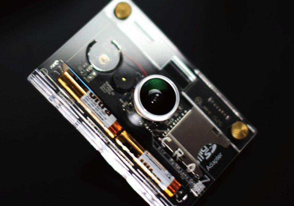 CROZ DIY Digital Camera Kit Compact Cam