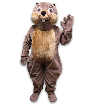 Caddyshack Gopher Groundhog Full Costume