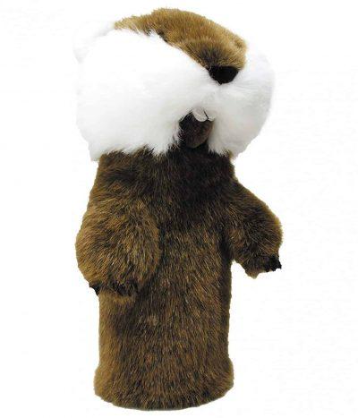 Caddyshack Inspired Gopher Golf Club Headcover Fan Golfer Gift Idea