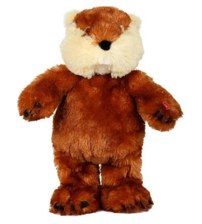 Caddyshack Inspired Gopher Plays and Dances Im Alright Stuffed Animal Doll