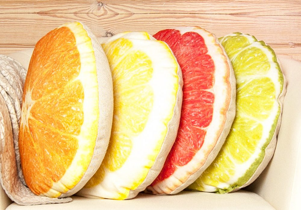 Casacova Fruit Pillows Hypoallergenic Feature