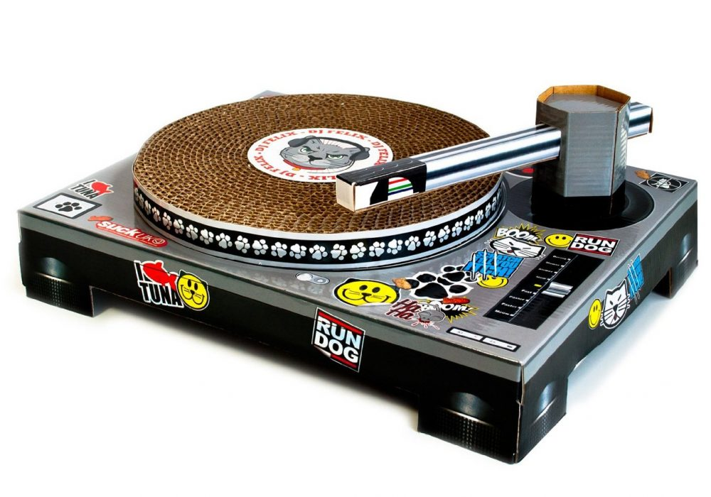 Cat Scratch DJ Cool Product