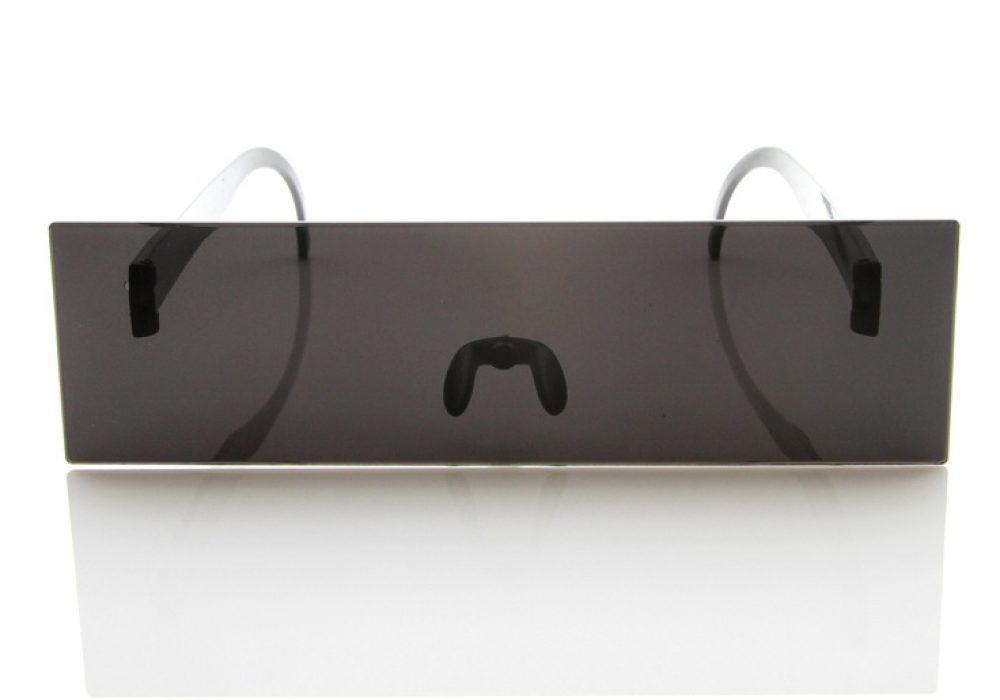 Censor Bar Sunglasses Front View