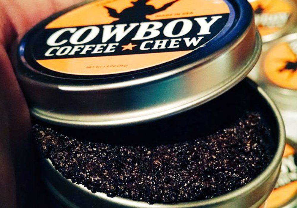 Chew Coffee Dip Cowboy Coffee Chew Nicotine Free