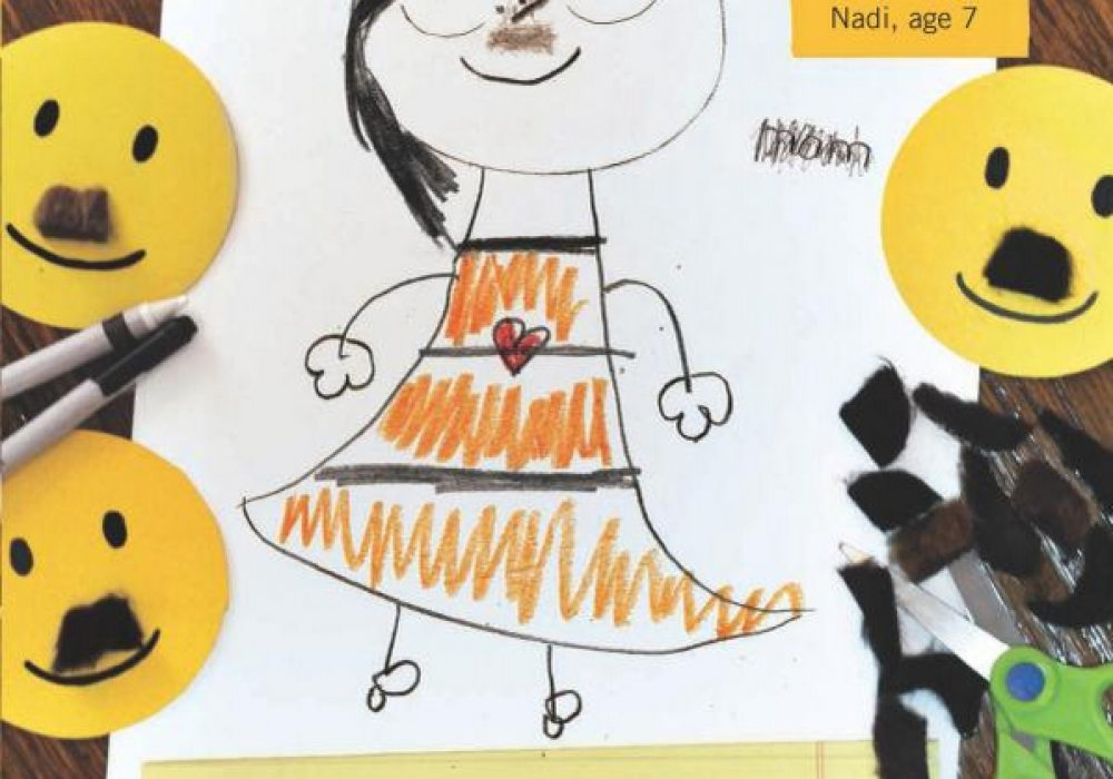 Childrens Crappy Art Funny Hitler