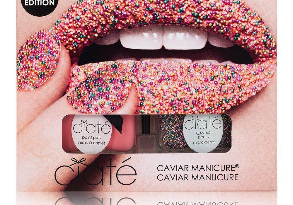 Ciate Caviar Manicure Kit - Tutti Frutti Gift Idea for Girls