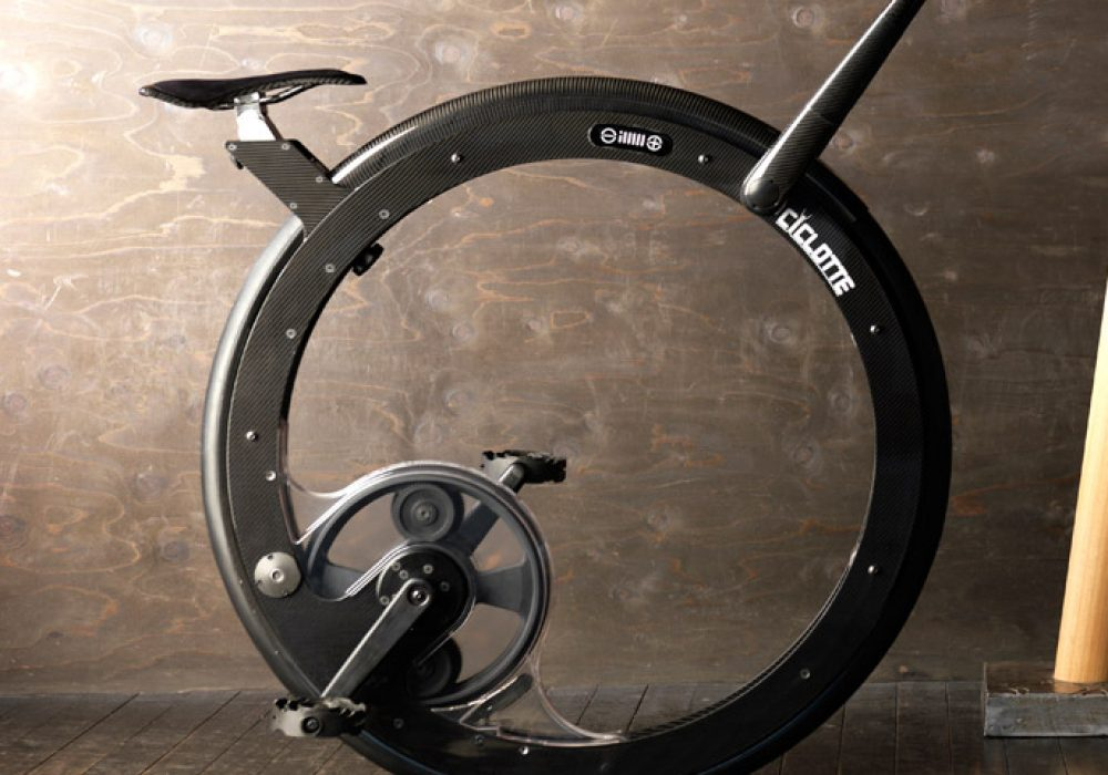 Ciclotte Luxury Exercise Bike Cool Stuff You Can Spend Your Cash On