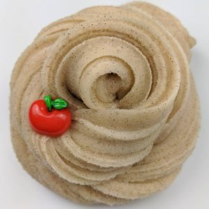 Cinna-Apple Sauce Icee Scented Slime