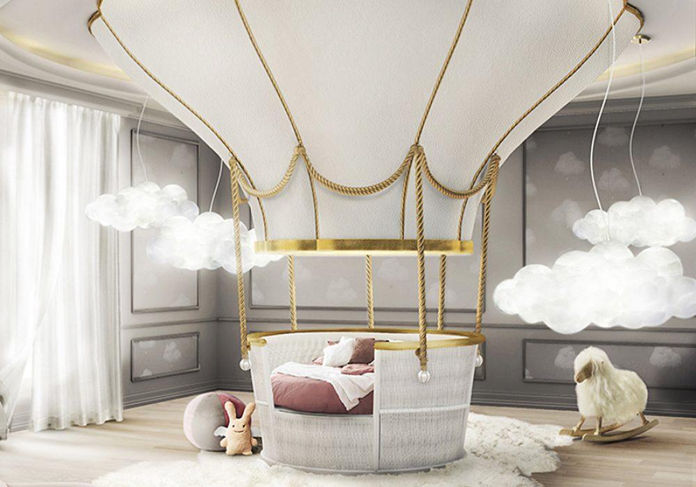 Circu Fantasy Air Balloon BedSofa Home Furniture