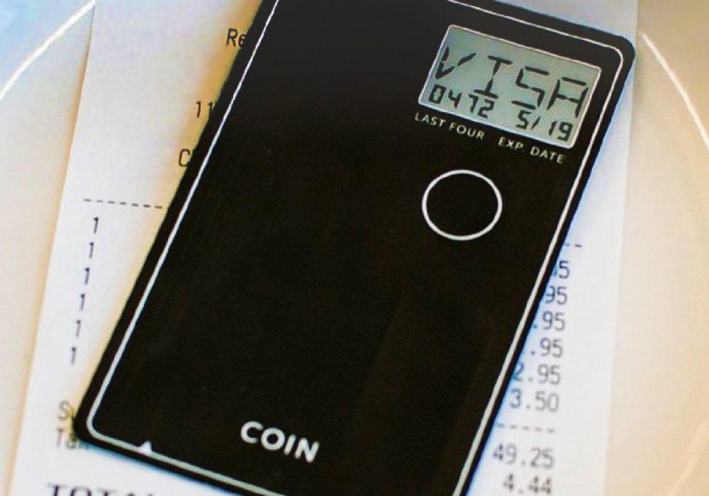 Coin 2.0 Universal Credit Card Minimalist