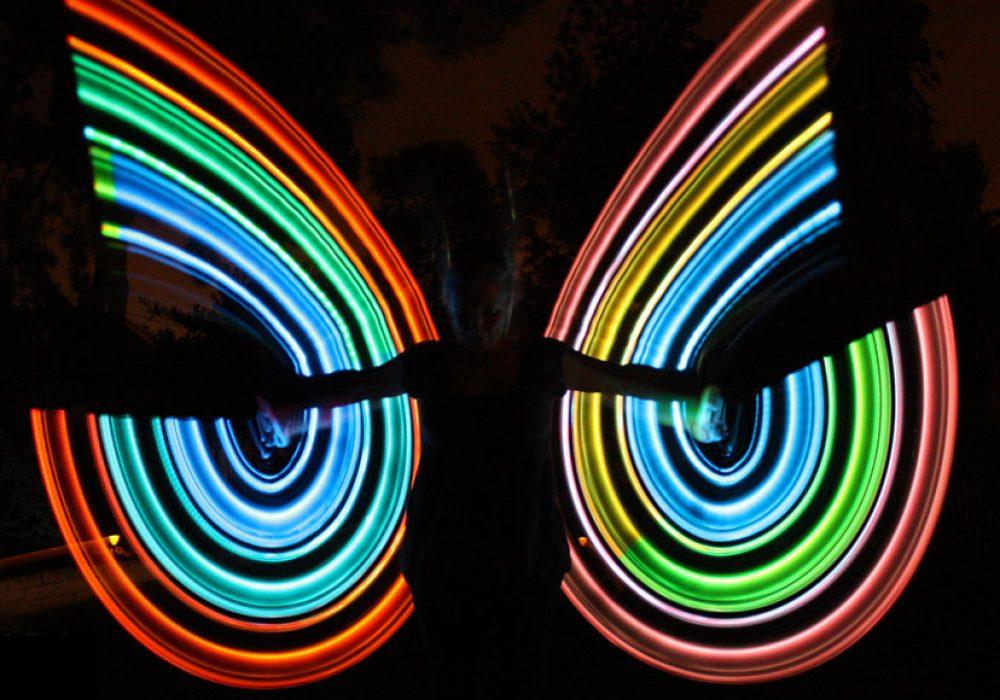 Coltronix Streetlight Max RGB Light Stick Festival Lightshow