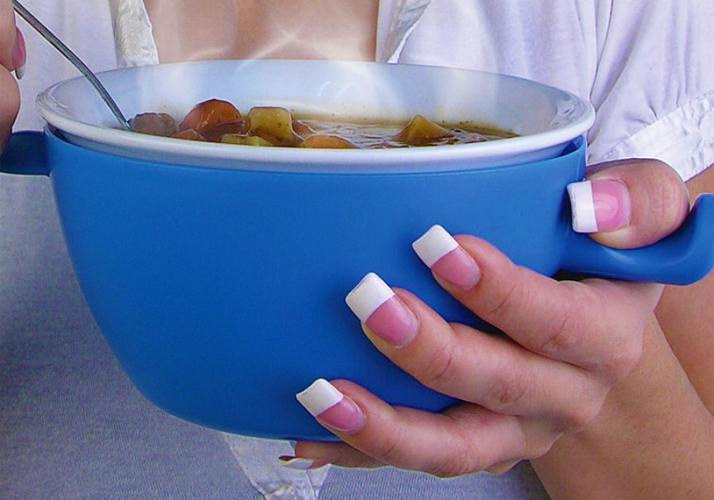 Cool Touch Microwave Bowl Buy Cool Kitchen Gadget