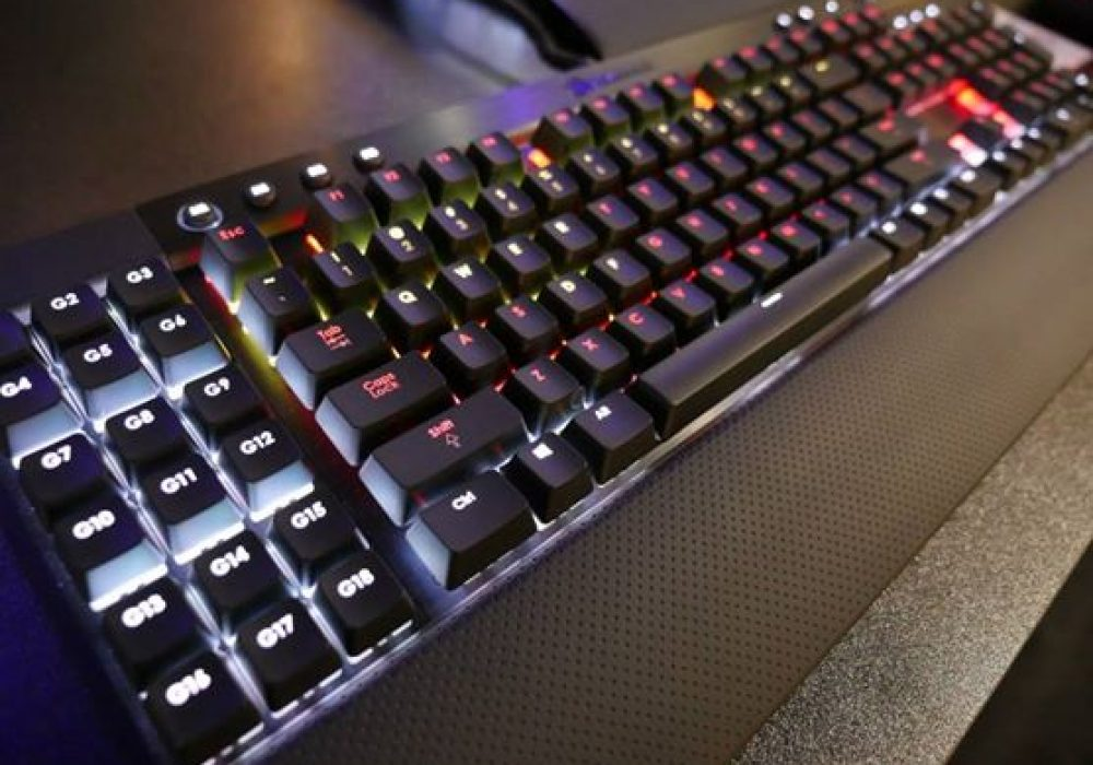 Corsair Vengeance K95 RGB Gaming Keyboard Cool Stuff to Buy