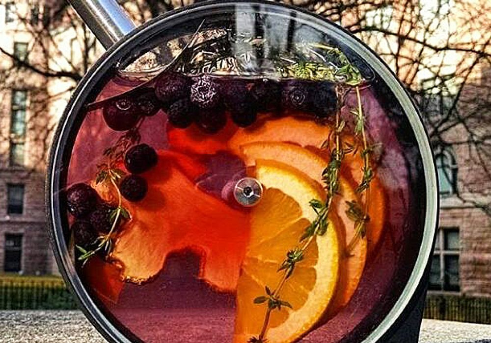 Crucial Detail Porthole Infuser Gift Idea For Her